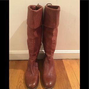 Vince Camuto Tie Back Riding Boots